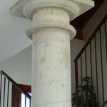 Colonna cemento