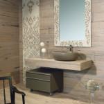 pavimenti e rivestimenti bagno legno