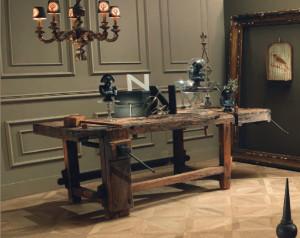 pavimento legno a disegno