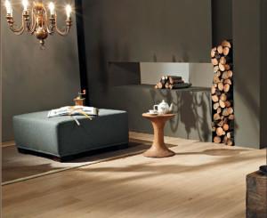 pavimento legno sbiancato