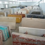Deposito interno marmo